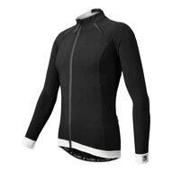 Велокуртка 12-685 Bernalda J-658LW Black/Blue Men Water Repel Thermal LS Jersey уровень PRO с длин. молнией. черно-синяя M FUNKIER NEW