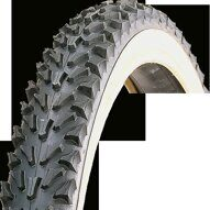 Покрышка 24x2,00 HF828 BLACK TIRE, DURO