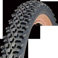 Покрышка 24x2,10 HF888 BLACK TIRE, DURO