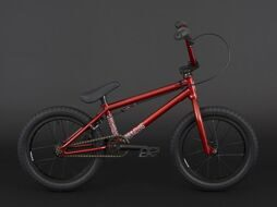 Велосипед BMX 16'' 2018 Flybikes Neo Bike 16 RHD Gloss Metallic Red