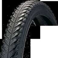 Покрышка 24x2,00 HF878 BLACK TIRE, DURO